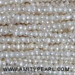 3507 potato pearl 2-2.25mm white color