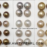 6150 Freshwater pearl 10-12mm gold grey color.jpg
